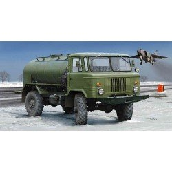 Gaz-66 Oil Tanker 1/35 Kit