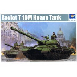 Soviet T-10M Heavy Tank 1/35 Kit