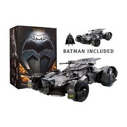 Mattel Batman Batmobile Batman 1:10 R/C JUSTICE LEAGUE. Drive it from your Phone.