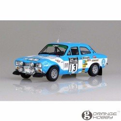 Ford Escort Mki Rally 1973 Bel 1.24 Kit