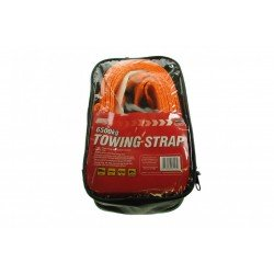6500Kg Recovery Towing Strap Tow Rope