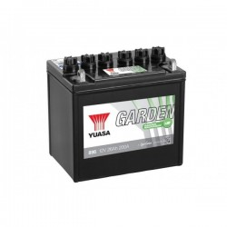 896 Platinium Lawnmower Battery