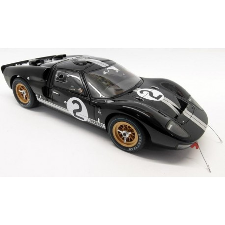 NO2- 1966 FORD GT40 MKIIB - 1966 LE MANS WINNER - 50TH ANNIVERSARY EDITION