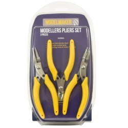 Modelmaker Tools MM006 Pliers set