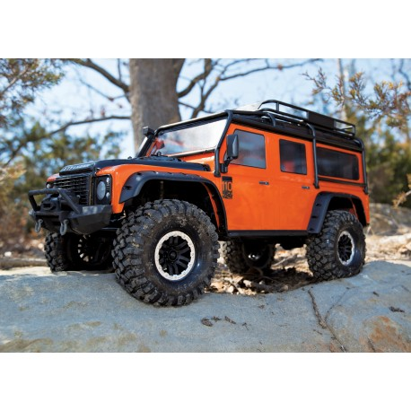 Traxxas TRX-4 Land Rover Defender 110 Adventure Edition C-TRX82056-4ADV
