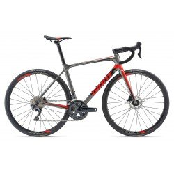Giant TCR Advanced 1 Disc-Pro Compact Charcoal 2019