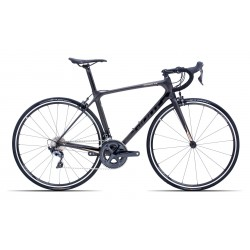 Giant TCR Advanced 1-Pro Compact Charcoal 2019