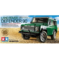 RC LAND ROVER DEFENDER 90 Kit