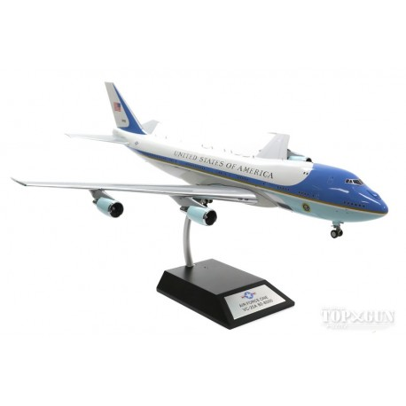 B747-200 Vc-25A (Usaf, Air Force One) 1/200 Scale Diecast model