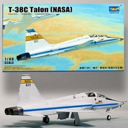 Us T-38C Talon (Nasa) 1/48 Scale