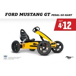 Berg Rally Ford Mustang 4 - 12 yrs