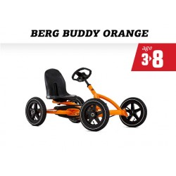 Berg Buddy Orange 3 yrs - 8 yrs