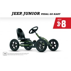 Berg Buddy Junior Jeep 3yrs -8yrs