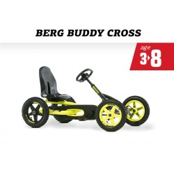 Berg Buddy Cross 3Yrs-8Yrs