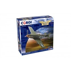 1/72 Die-Cast P-51D Mustang?, Lt. Julian H Bertram, 362Nd Fighter Squadron, 44-14798 G4-V 'Butch Baby'  DIS