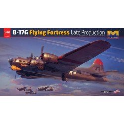 B-17G Late Production 1:32 By HK Models