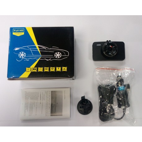 Car Dash Camera With HD Lens