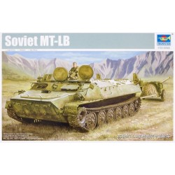 Soviet MT-LB 1/35 Scale Kit