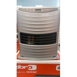 Toyotomi Zibro 3Kw N.F. Fan Assisted Paraffin Heater. Timer & Thermostat, Child Lock, Co NF Sensor Etc