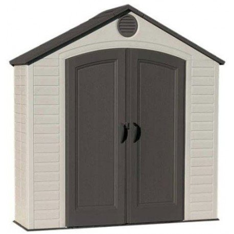 8X2.5 LT SHED