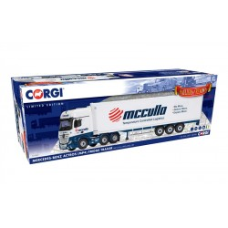 1/50 Die-Cast Mercedes-Benz Actros (Mp4), Fridge Trailer, Mcculla (Ireland) Ltd DIS