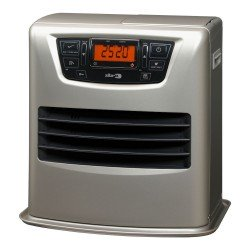Toyotomi Zibro 4KW Fan Assisted Paraffin Heater. Timer & Thermostat, Child Lock