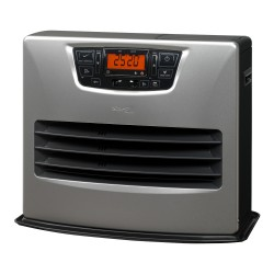 Toyotomi Zibro Silver LC-300 Laser Paraffin Fan Assisted