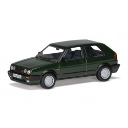 Golf Mkii Gti Green Corgi  DIS