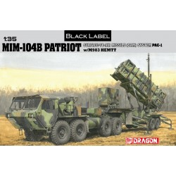 1/35 Kit Mim-104B Patriot Surface-To-Air Missile (Sam) System (Pac-1) W/M983 Hemtt