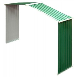 Wall/Riverton Parkdale Extension Plug Wall And Roof 2 Foot Wide For 6Ft Shed