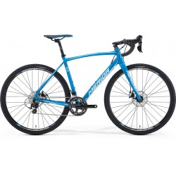 Cyclo Cross 500 - (S-M) 52Cm - Blue / White 2016