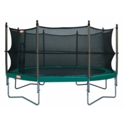 Berg Favorit 14 Foot Trampoline And Net