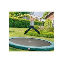 Berg Favorit Inground 14 Foot Trampoline Without Net.