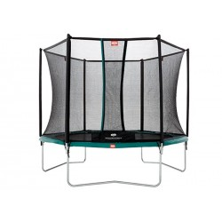 Berg Talent 300 10Ft And Safety Net Comfort