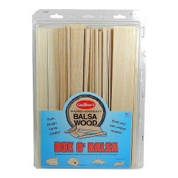 Large Box O' Balsa