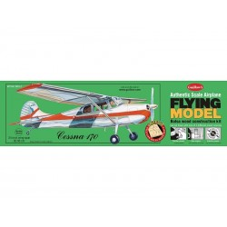 Cessna 170 Guillows Balsa Kit Guillows 1/18 Kit