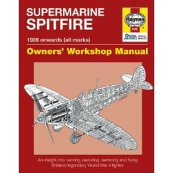 Haynes Hardback Book The Spitfire Manual