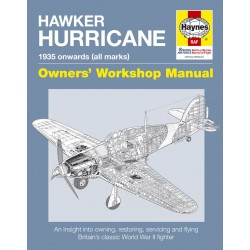 Haynes Hardback Book Hawker Hurricane Manual