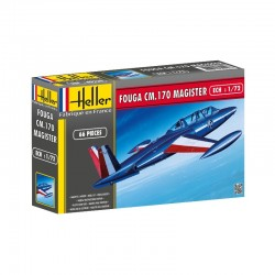 Fouga-Magister 1/72 Kit Heller 80220