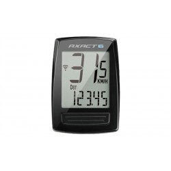 Giant Axact 6 Function Speedometer White