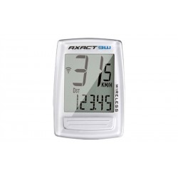 Giant Axact 9 Function Speedometer White