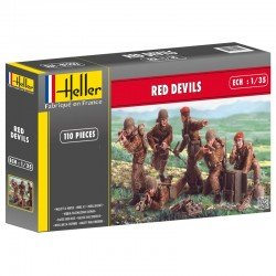 Red Devils Kit Heller 81222
