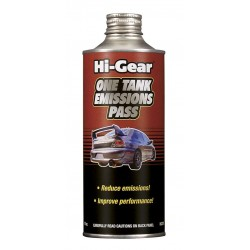 One Bottle Of Hi-Gear Emissions Pass 15 Fl.Oz.