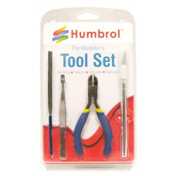 Humbrol Kit Modeller'S Small Tool Set