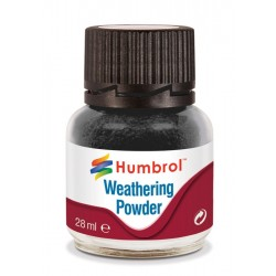 Humbrol Av0001 No 1 Black Weathering Powder