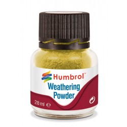Humbrol Av0003 No 3 Sand Weathering Powder