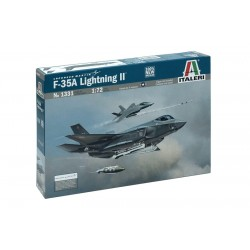 F-35A Lightning Ii 1/72 Kit