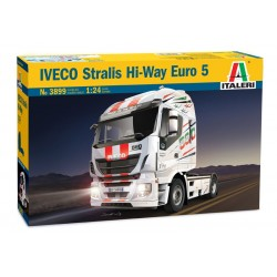 Iveco Stralis Hi Way Italeri 1/24 Kit
