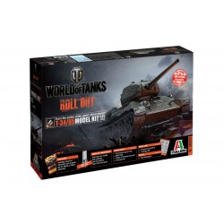 World Of Tanks - T-34/85 1/35 Kit