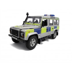Uh3885 Land Rover Defender 110 Td5 (Police Battenberg Livery) Limited Edition 999 Pcs Land Rover Model-Scale - 1/18